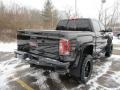 GMC Sierra 1500 SLT Crew Cab 4WD Onyx Black photo #9