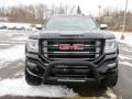 GMC Sierra 1500 SLT Crew Cab 4WD Onyx Black photo #20