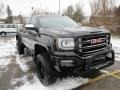 GMC Sierra 1500 SLT Crew Cab 4WD Onyx Black photo #21