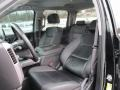GMC Sierra 1500 SLT Crew Cab 4WD Onyx Black photo #26