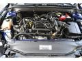 Ford Fusion SE Deep Impact Blue Metallic photo #27