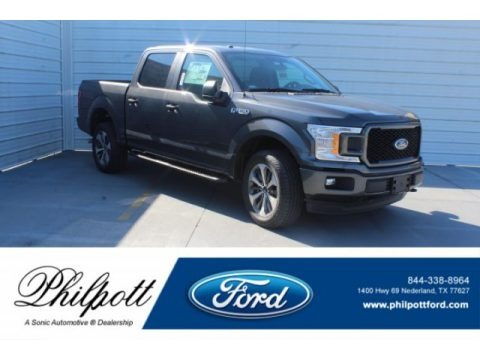Magnetic 2019 Ford F150 XL SuperCrew 4x4