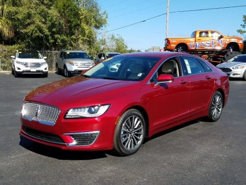 Ruby Red 2019 Lincoln MKZ Reserve I