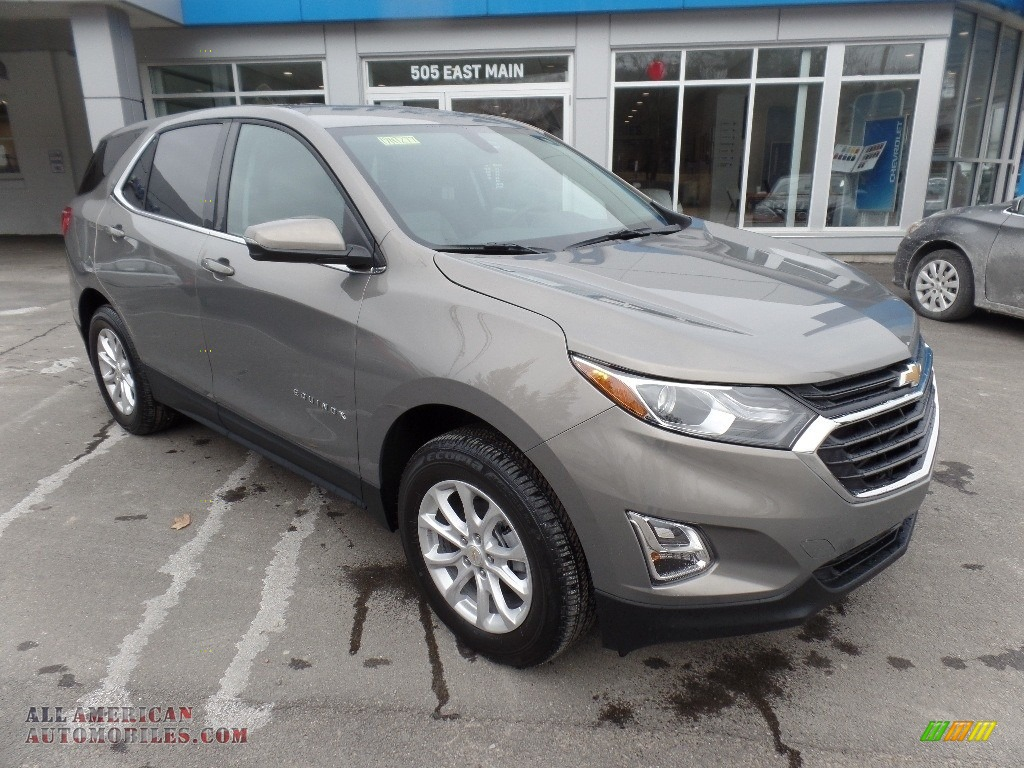 2019 Equinox LT AWD - Pepperdust Metallic / Medium Ash Gray photo #1