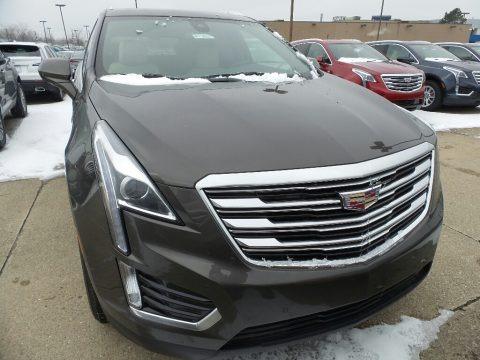 Dark Mocha Metallic 2019 Cadillac XT5 Luxury AWD
