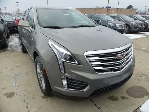 Bronze Dune Metallic 2019 Cadillac XT5 Luxury AWD
