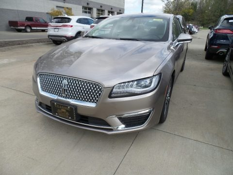 Iced Mocha Metallic 2019 Lincoln MKZ FWD