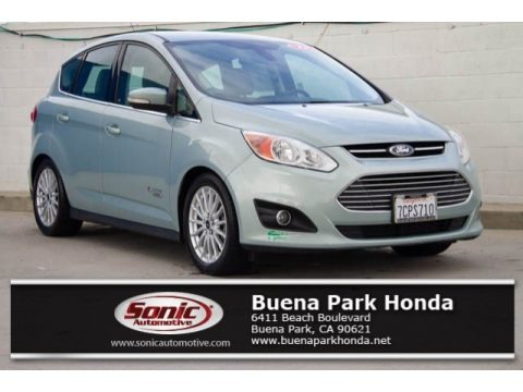 Blue Candy 2013 Ford C-Max Energi
