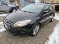 Ford Focus SE Sedan Tuxedo Black photo #7