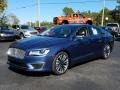 Lincoln MKZ Reserve II Blue Diamond photo #1