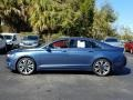 Lincoln MKZ Reserve II Blue Diamond photo #2