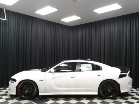White Knuckle 2019 Dodge Charger R/T Scat Pack