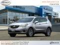 Buick Envision Preferred Galaxy Silver Metallic photo #1