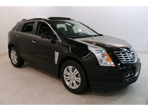 Black Raven 2015 Cadillac SRX Luxury