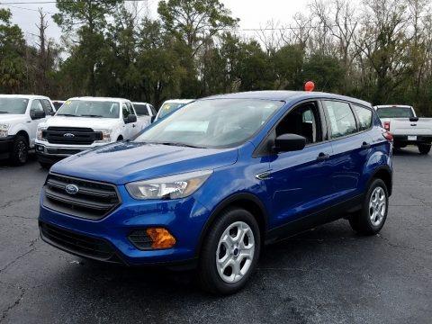 Lightning Blue 2019 Ford Escape S