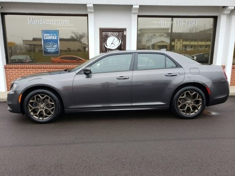 Granite Crystal Metallic 2016 Chrysler 300 S AWD