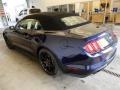 Ford Mustang EcoBoost Premium Convertible Kona Blue photo #3