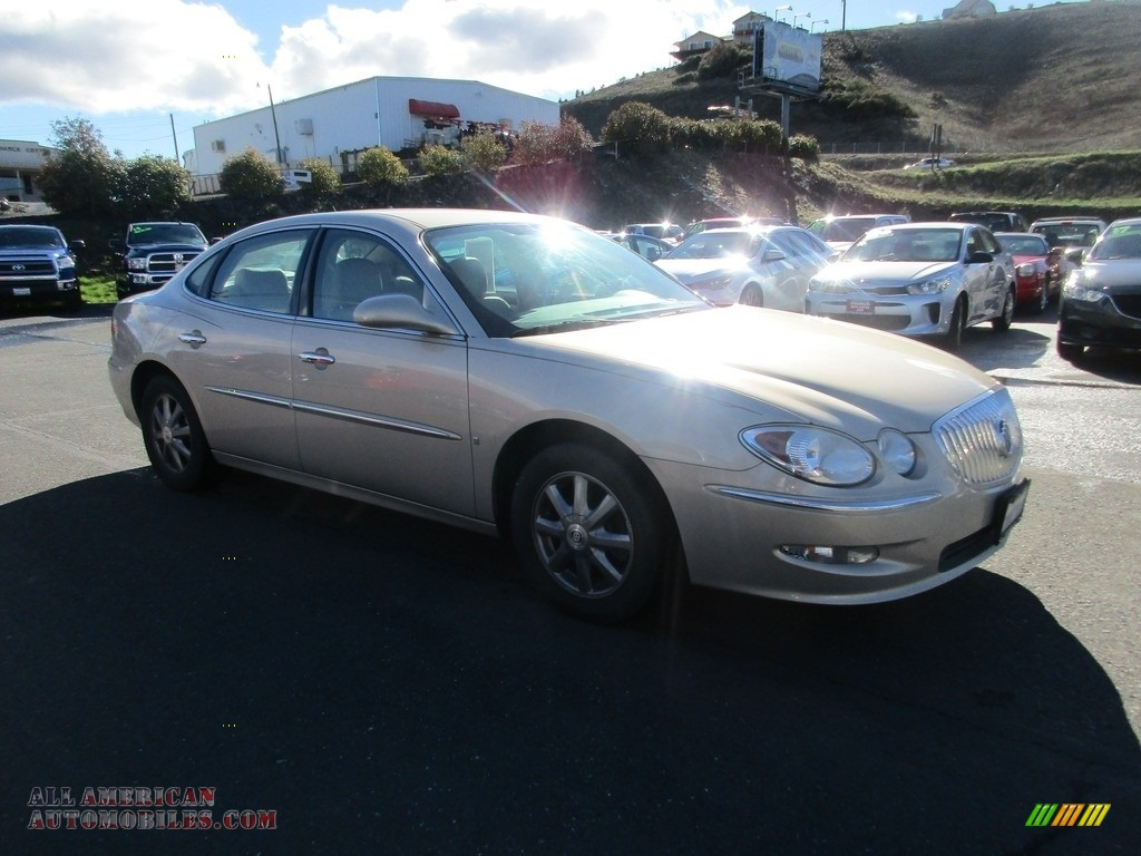 Gold Mist Metallic / Neutral Buick LaCrosse CXL