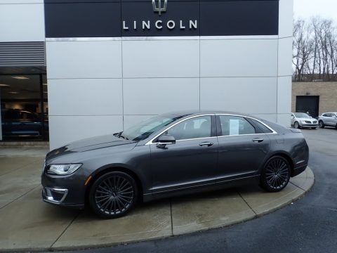 Magnetic Gray 2017 Lincoln MKZ Reserve
