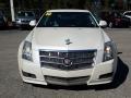 Cadillac CTS 3.0 Sedan White Diamond Tricoat photo #8
