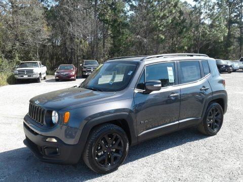 Granite Crystal Metallic 2018 Jeep Renegade Altitude