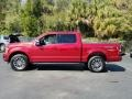 Ford F150 XLT Sport SuperCrew 4x4 Ruby Red photo #2