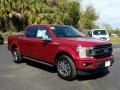 Ford F150 XLT Sport SuperCrew 4x4 Ruby Red photo #7
