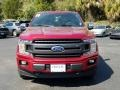 Ford F150 XLT Sport SuperCrew 4x4 Ruby Red photo #8