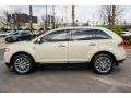 Lincoln MKX FWD White Platinum Metallic Tri-Coat photo #4