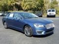 Lincoln MKZ FWD Blue Diamond photo #7