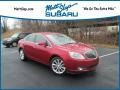 Buick Verano FWD Crystal Red Tintcoat photo #1
