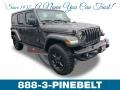 Jeep Wrangler Unlimited MOAB 4x4 Granite Crystal Metallic photo #1