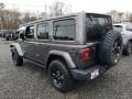 Jeep Wrangler Unlimited MOAB 4x4 Granite Crystal Metallic photo #4