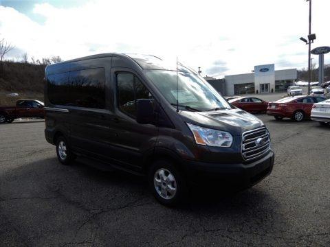 Magnetic 2019 Ford Transit Passenger Wagon XLT 150 MR