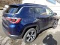 Jeep Compass Latitude 4x4 Jazz Blue Pearl photo #6