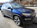 Jeep Compass Latitude 4x4 Jazz Blue Pearl photo #8