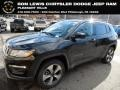 Jeep Compass Latitude 4x4 Diamond Black Crystal Pearl photo #1