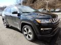 Jeep Compass Latitude 4x4 Diamond Black Crystal Pearl photo #8