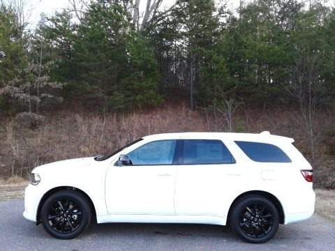 White Knuckle 2019 Dodge Durango GT