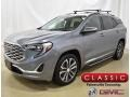 GMC Terrain Denali AWD Satin Steel Metallic photo #1