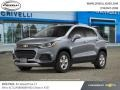 Chevrolet Trax LT AWD Satin Steel Metallic photo #1