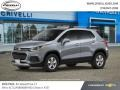 Chevrolet Trax LT AWD Satin Steel Metallic photo #2
