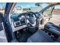 Dodge Grand Caravan SXT Deep Water Blue Pearl Coat photo #9