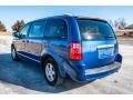 Dodge Grand Caravan SXT Deep Water Blue Pearl Coat photo #17