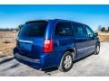 Dodge Grand Caravan SXT Deep Water Blue Pearl Coat photo #19