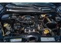 Dodge Grand Caravan SXT Deep Water Blue Pearl Coat photo #35