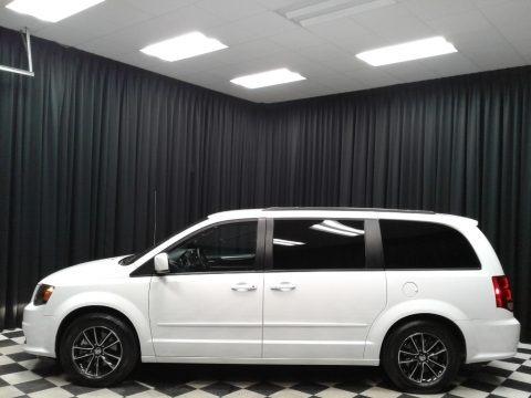 White Knuckle 2017 Dodge Grand Caravan GT