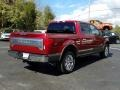 Ford F150 King Ranch SuperCrew 4x4 Ruby Red photo #5