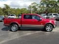 Ford F150 King Ranch SuperCrew 4x4 Ruby Red photo #6
