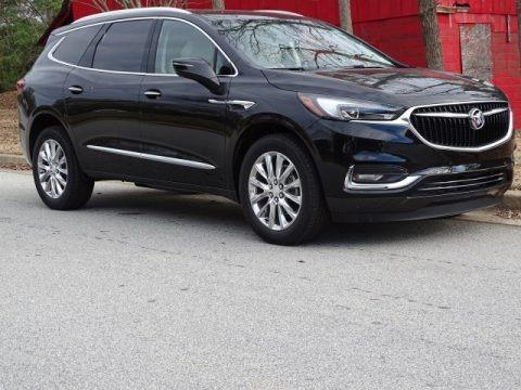 Ebony Twilight Metallic 2019 Buick Enclave Premium